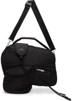 A-Cold-Wall* A Cold Wall* Black Lead Compression Messenger Bag