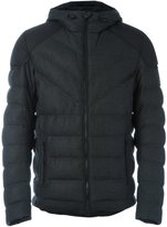 Belstaff hooded padded jacket