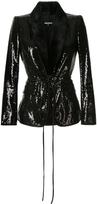 DSQUARED2 Sequin-Embellished Jacket