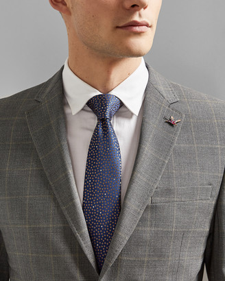 Ted Baker BELLO Spotted silk tie