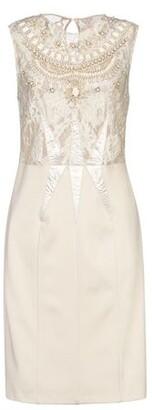Elisabetta Franchi GOLD Knee-length dress