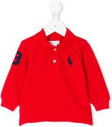 Ralph Lauren long sleeve polo shirt
