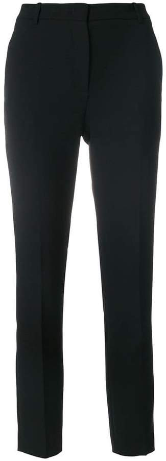 Kiltie tailored trousers