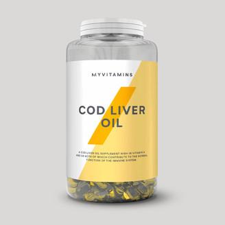 Myvitamins Cod Liver Oil - 90Capsules