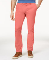 Tommy Hilfiger Men's Slim-Fit Stretch Chino Pants