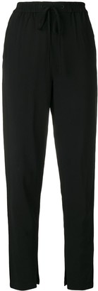 3.1 Phillip Lim Pleated-Detail Tapered Trousers