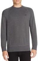 Fred Perry Cotton Crewneck Sweatshirt