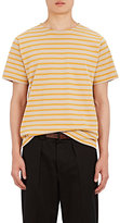 Margaret Howell Men's Striped Cotton T-Shirt