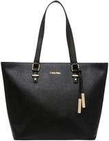 Calvin Klein H7GA17LS Saffiano Double Handle Tote Bag