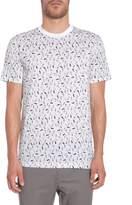 Lanvin Round Collar T-shirt
