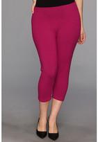 Lysse Plus Size Cotton Capri 12150