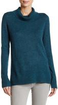 Susina Cowl Neck Cashmere Sweater