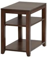 Progressive Daytona End Table Chairside - Regal Walnut Furniture