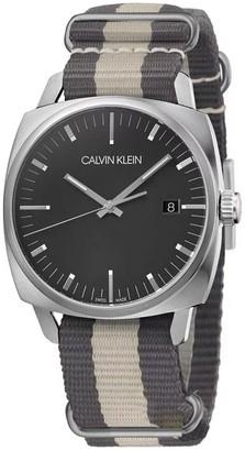 Calvin Klein Men's Fraternity Watch