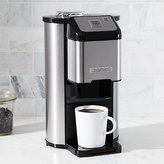 Crate & Barrel Cuisinart ® Single Cup Grind and Brew Coffee Maker