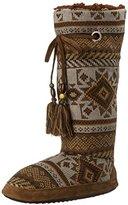 Muk Luks Women's Grace Safari Slouch Boot