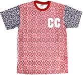Crooks & Castles Venetian Crew T-Shirt Navy