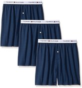 Tommy Hilfiger Men's 3 Pack Knit Boxer