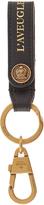 Gucci L'Aveugle Par Amour leather key ring