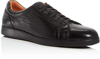 Kenneth Cole Gentle Souls by Men's Ryder Leather Low-Top Sneakers