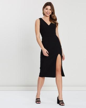 Atmos & Here Emmy Split Dress