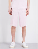 Givenchy Mid-rise Cotton Shorts
