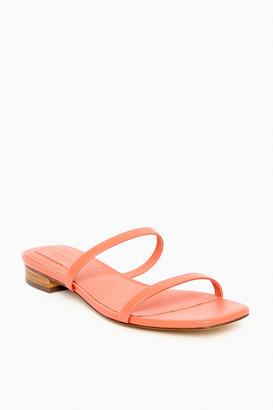 Jaggar Footwear Ivory Sprung Flats