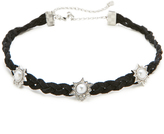 Rebecca Minkoff Rock-N-Roll Choker Necklace
