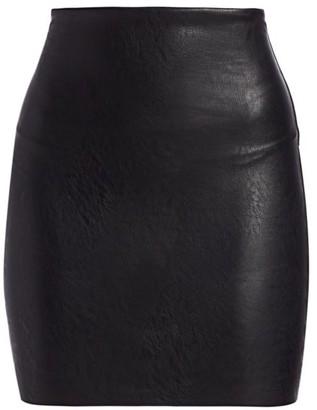 Commando Perfect Faux Leather Mini Skirt