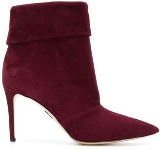 Paul Andrew stiletto ankle boots