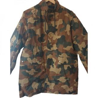 soeur Khaki Cotton Jackets