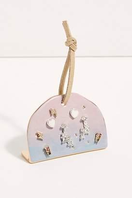 Free People Dreamer Ceramic Stud Earring Set