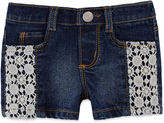 Arizona Fashion Denim Short - Baby Girl 3m-24m