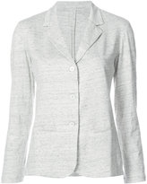 Majestic Filatures three button blazer - women - Linen/Flax/Spandex/Elastane - 2