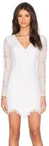NBD x REVOLVE Long Sleeve Look Back At It Dress