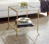 Pottery Barn Leo Square Coffee Table