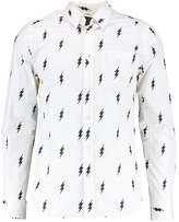 Uniforms For The Dedicated Douglas Shirt Off White/dark Grey