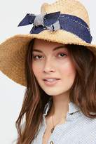 Lola Hats Blue Jeans Straw Hat