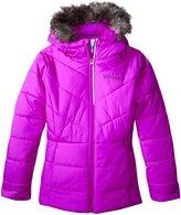 Columbia Katelyn Crest Jacket (Kid) - Bright Plum - Large