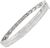 SHAY Pavé Parallel Lines Bangle