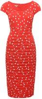 M&Co Spot print shutter dress