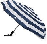 Kate Spade Jubilee Stripe Travel Umbrella