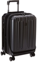 Delsey Helium Titanium International Expandable Carry-On Spinner Trolley