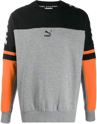 Puma XTG crewneck sweatshirt