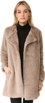 BB Dakota Winsford Faux Fur Coat