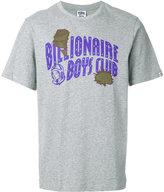 Billionaire Boys Club damaged logo print T-shirt