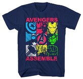 The Avengers Boys' Marvel Avengers Graphic T-Shirt