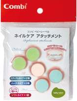 Combi Baby label nail care attachment soft Medium hard set by