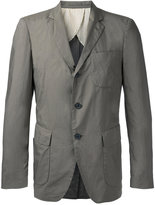 Wooster + Lardini - flap pocket blazer - men - Cotton - 46