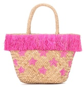 Kayu Stellar seagrass and raffia tote
